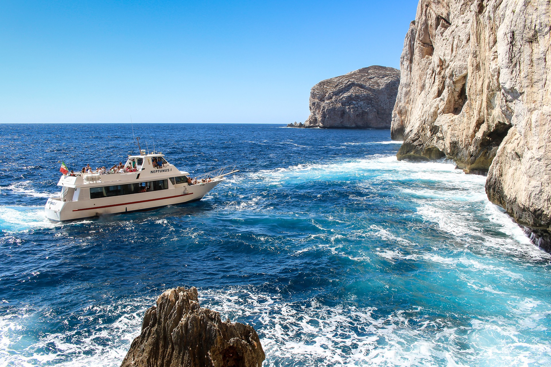 Sardinia Boat